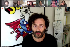 SPOT.TER Online Artist Talk | Conversation with Erdil Yasaroglu & Founding Director of BüroSarigedik Esra Sarıgedik, 2020