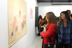 "SPOT.TER Exhibition Tour | Gözde İlkin ""Absent Demonstration"" ve Erdal Duman ""Casus Belli"", artSümer, 2017"