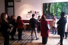 SPOT.TER Biennial Tour | 2nd İstanbul Design Biennial with the coordinator Merve Yücel, Galata Private Greek Elementary School, 2014