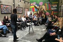 "SPOT.TER Workshop | ""My Creativity and My Self with My Different Aspects""with Yeşim Dervişoğlu, 2015"