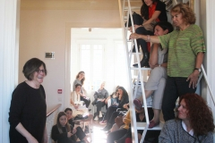 SPOT.TER Studio Visit | Gülsün Karamustafa, 2015