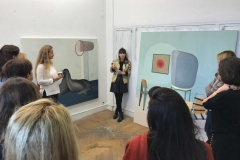 SPOT.TER Studio Visit | Yeşim Akdeniz with the director Yeşim Turanlı, 2016