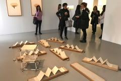 "SPOT.TER Exhibition Tour | Bilge Friedlaender ""Words, Numbers, Lines"", Arter, 2016"